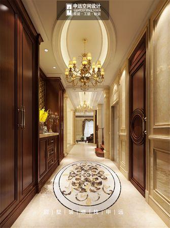 140平米别墅新古典风格玄关门口装修图片大全