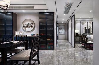 130平米三室两厅中式风格走廊设计图