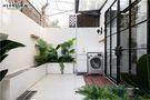50平米小户型法式风格阳光房欣赏图