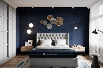 50平米一居室美式风格卧室设计图