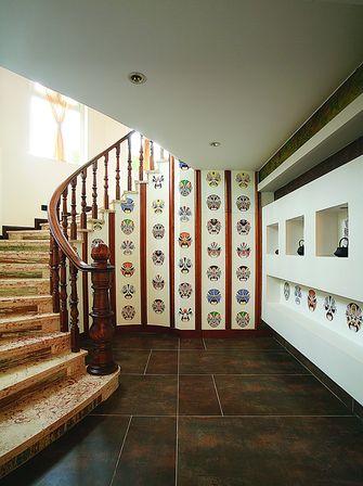 5-10万120平米复式东南亚风格走廊装修图片大全
