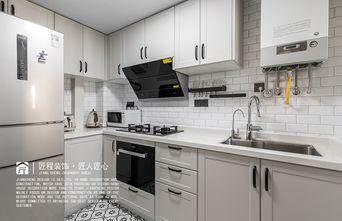 60平米一室两厅北欧风格厨房设计图