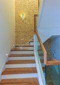 富裕型140平米复式现代简约风格楼梯图