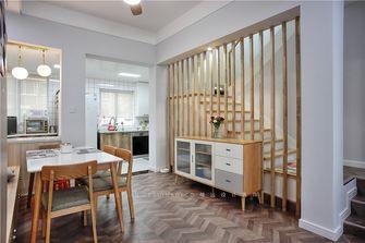 120平米复式北欧风格玄关装修案例