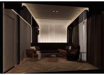 140平米复式现代简约风格影音室图片