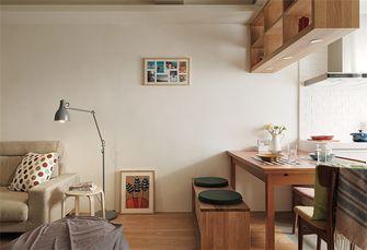 90平米三室一厅日式风格餐厅装修案例