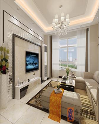 140平米公寓欧式风格客厅图片大全