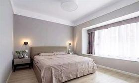 120平米四室兩廳現代簡約風格臥室裝修圖片大全