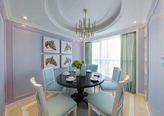 经济型140平米四室两厅法式风格餐厅飘窗效果图