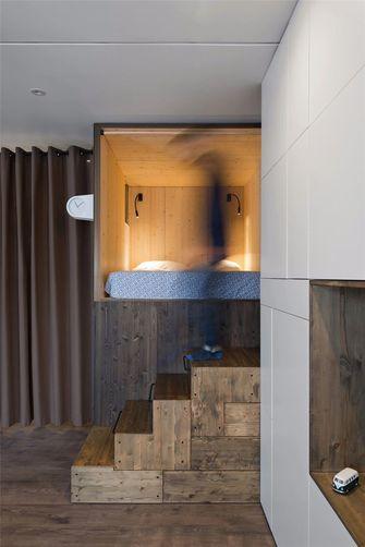 40平米小户型田园风格卧室装修图片大全