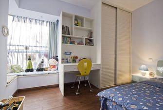 富裕型110平米三室两厅东南亚风格儿童房图