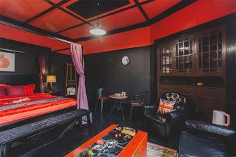 30平米小户型中式风格卧室图片