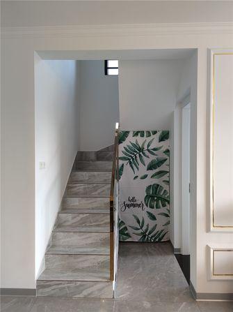 100平米四室两厅北欧风格楼梯间图片大全
