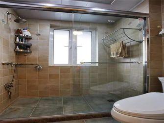 70平米田园风格卫生间装修案例