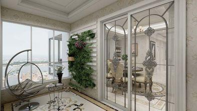 130平米三室两厅欧式风格玄关设计图