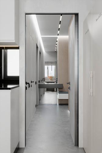80平米三现代简约风格走廊欣赏图