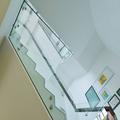 10-15万90平米三室两厅现代简约风格楼梯装修效果图