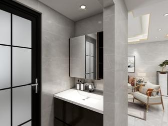 100平米四室两厅中式风格卫生间设计图