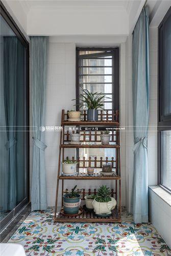 140平米四室两厅混搭风格阳台效果图