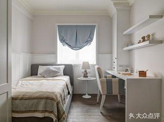 130平米复式田园风格卧室图片