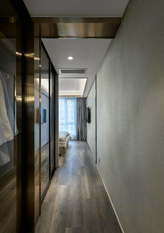 110平米三室两厅混搭风格衣帽间图片大全