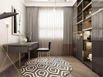 130平米三室两厅其他风格衣帽间欣赏图