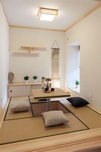 100平米三日式风格书房图片