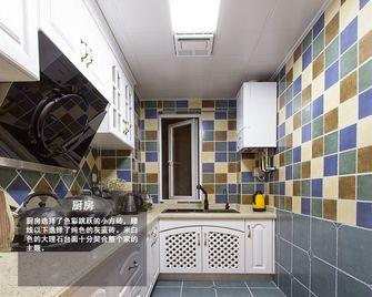 90平米地中海风格厨房装修案例