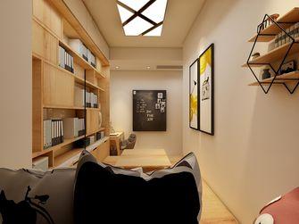 130平米三日式风格阳光房设计图