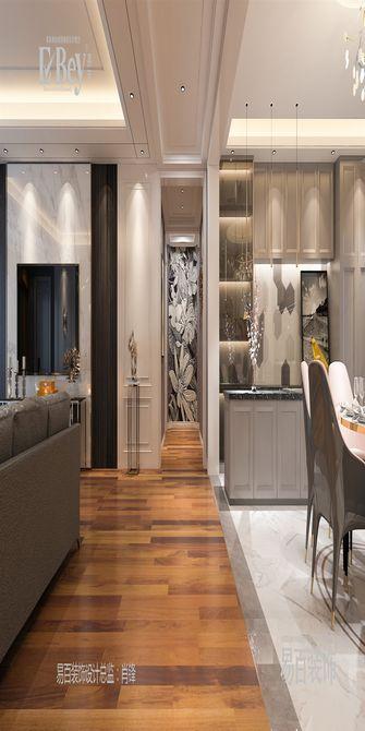 140平米四室四厅新古典风格玄关图片大全