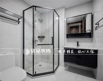 130平米三室两厅中式风格卫生间图