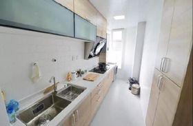 60平米混搭风格厨房效果图
