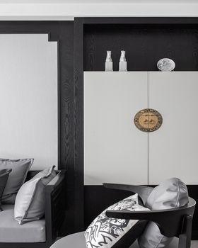 5-10萬140平米四室兩廳混搭風格餐廳裝修案例