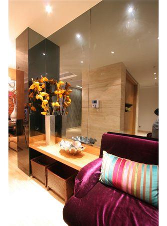 140平米三室一厅地中海风格客厅装修效果图