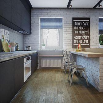 60平米一室两厅宜家风格厨房效果图