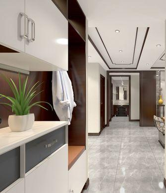 140平米三室两厅中式风格走廊装修效果图