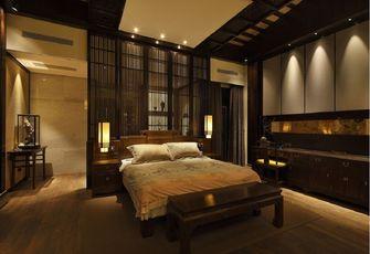 140平米复式宜家风格卧室欣赏图