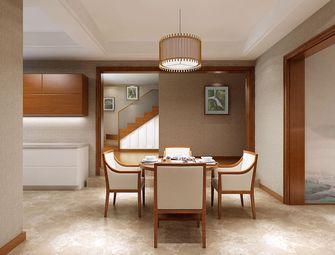 140平米复式东南亚风格餐厅图片