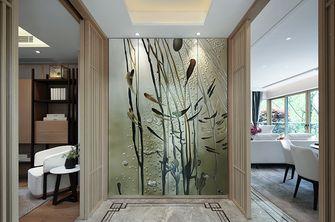 140平米四室两厅英伦风格玄关欣赏图