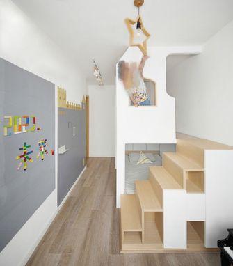 80平米日式风格楼梯间装修案例