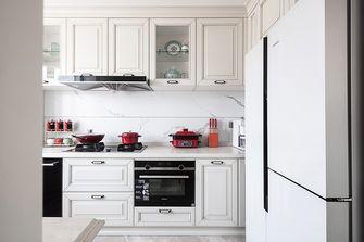 90平米三室两厅法式风格厨房效果图