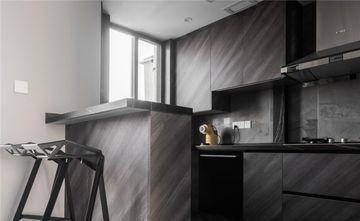 30平米以下超小户型现代简约风格厨房装修效果图