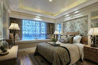 60平米一居室美式风格卧室装修图片大全
