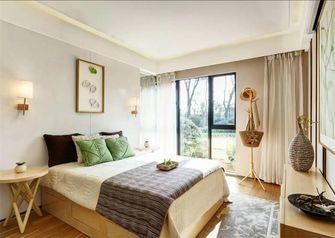 5-10万80平米三室三厅宜家风格卧室装修案例