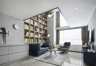 110平米复式混搭风格阳光房装修效果图