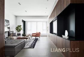 100平米現代簡約風格客廳圖片
