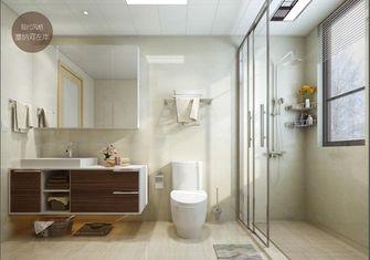 15-20万100平米三室一厅现代简约风格卫生间装修效果图