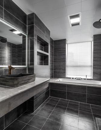 经济型60平米一居室混搭风格卫生间效果图