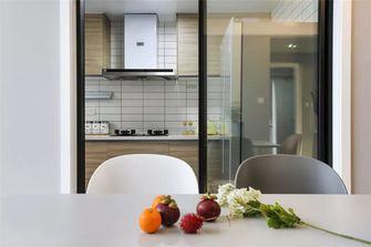 140平米三北欧风格厨房效果图