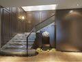 140平米别墅中式风格楼梯设计图